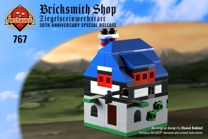 Bricksmith Shop - Brickmania 20th Anniversary Special Release
