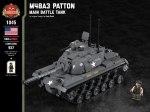 M48A3 Patton - Main Battle Tank