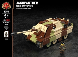 Jagdpanther - Tank Destroyer