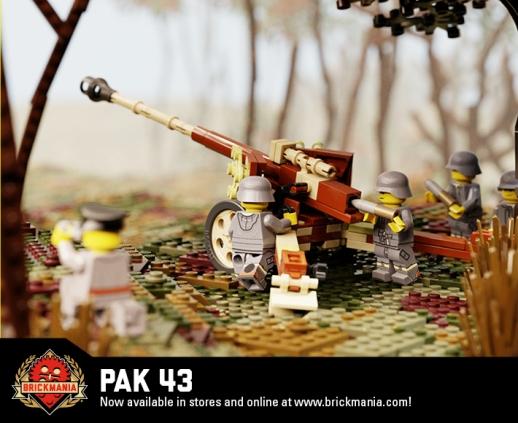 PaK 43 - 8.8cm Anti-Tank Gun