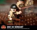 WWII US Sergeant
