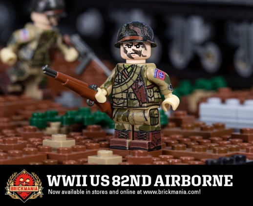 WWII 82nd US Airborne