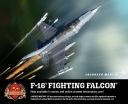 F-16 Fighting Falcon - Supersonic Multirole Fighter