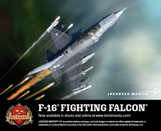 F-16 Fighting Falcon - Supersonic Multirole Fighter