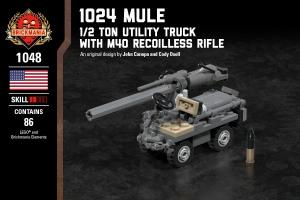 M274 Mule Box Cover