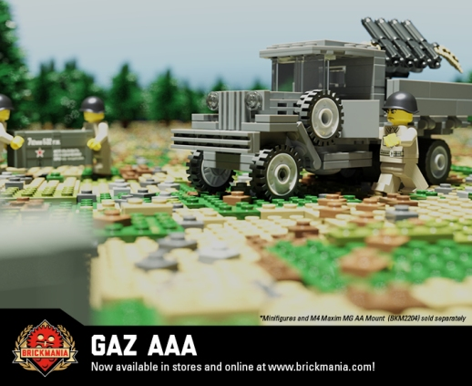 Gaz AAA - Medium Duty Military Truck
