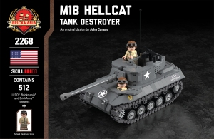 M18 Hellcat Box Cover