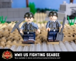 WWII Fighting Seabee