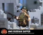 WWII Russian Sapper
