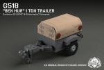 G518 - Ben Hur 1 Ton Trailer