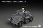 Staghound Mk1 - Medium Armored Car