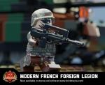 Modern French Foreign Legion