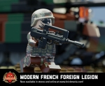 Modern French Foreign Legion