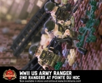 WWII US Army Ranger