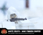 White Death - WWII Finnish Sniper