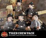 Tiger Crew Pack