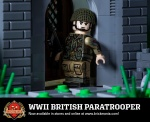 WWII British Paratrooper