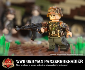WWII German Panzergrenadier