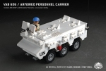 VAB 6x6 - Armored Personnel Carrier