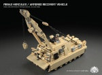 M88A2 Hercules - Armored Recovery Vehicle