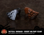 Tactical Shemagh - Desert Military Scarf
