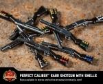 Brickmania Perfect Caliber™ SABR Shotgun wtih Shells