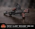 Brickmania Perfect Caliber™ BrickArms® Bren Gun