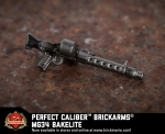 Brickmania Perfect Caliber™ BrickArms® MG34 Bakelite