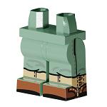 \\brickserver3\Brickserver3\Product Masters\Brickmania Printed Elements\BPE30054 - Minifig Hips and Legs Assembly PRINT WW2 US Marines Legs (Sand Green)