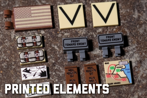 Printed Elements
