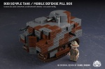 Bob Semple Tank - Mobile Defense Pill Box