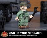 WWII US Tank Mechanic