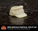 WWII German Tropical Field Cap