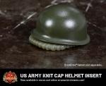 US Army Knit Cap Helmet Insert