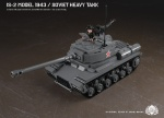 IS-2 - Soviet Heavy Tank