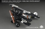 Fokker Dr.1 (Hollywood Edition) - World War I Fighter Aircraft