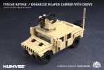 M1151A1 Humvee - Enhanced Weapon Carrier with CROWS