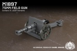 M1897 - 75mm Field Gun