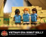 Vietnam Era Donut Dolly