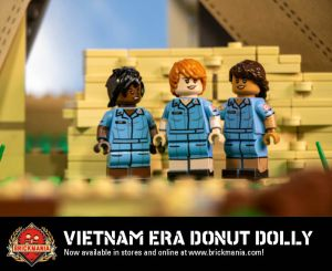 Vietnam Era Donut Dolly