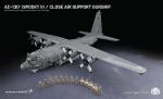 AC-130® (SPOOKY II) - Close Air Support Gunship