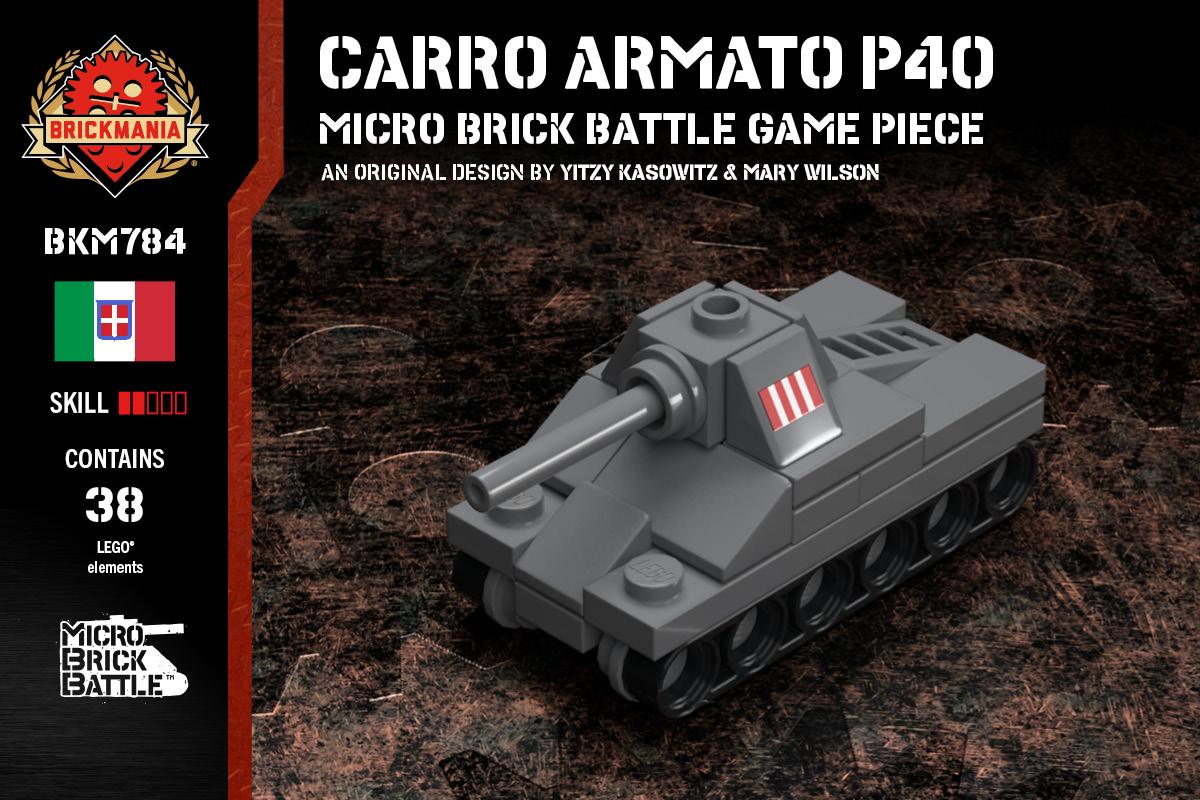 Carro Armato P40