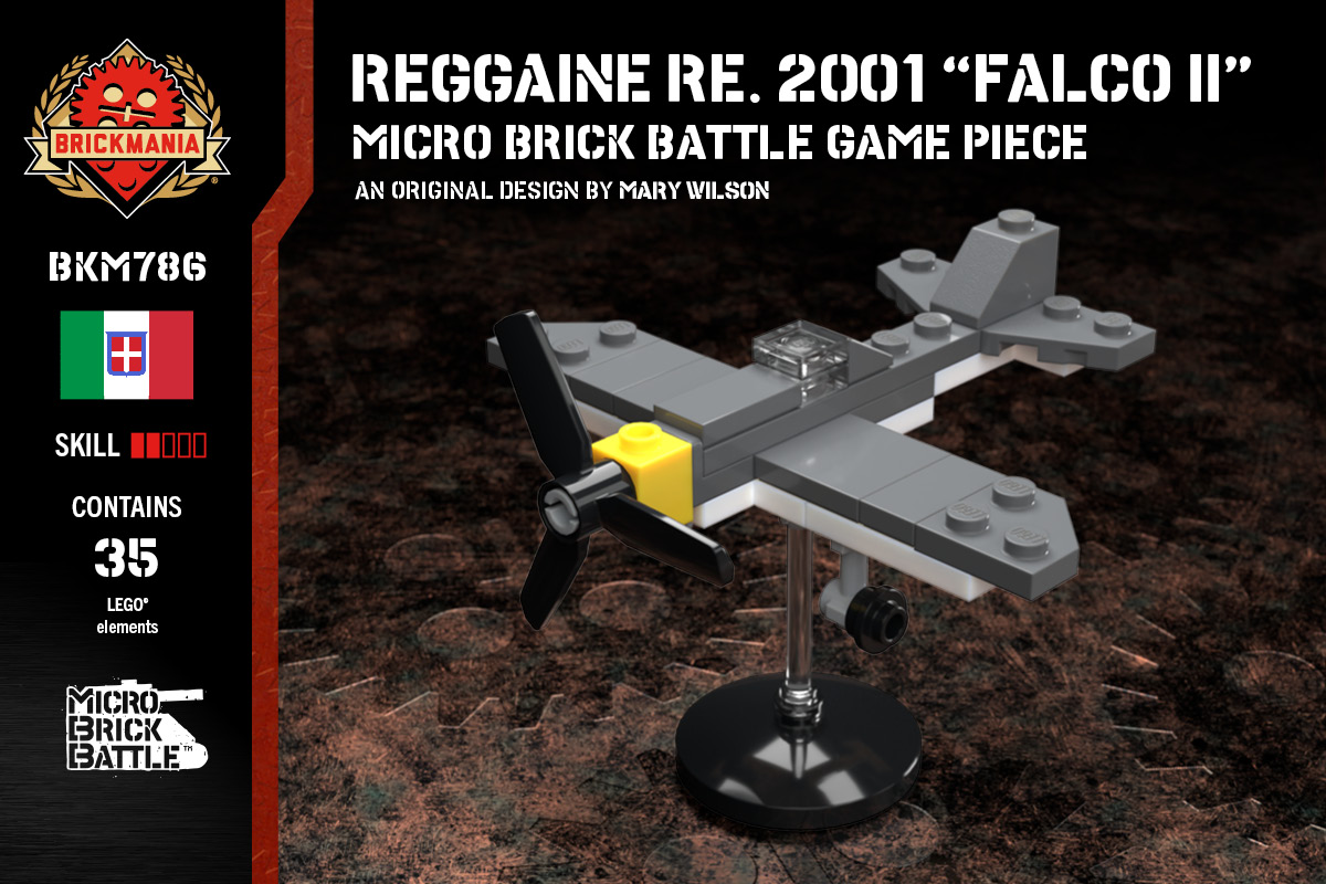 Reggaine Re. 2001 Falco II