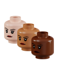 Minifig Head - Female