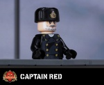 Captain Red - Cold War Submarine Captain