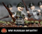 WWI Russian infantry V2