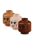 Minifig Head - Head Male