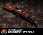 Perfect Caliber™ BrickArms® SVT Rifle V.2