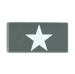 2x4 Allied Star Tile