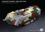 Char Saint-Chamond - World War I Tank